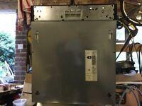Siemens Intergrated Dishwasher