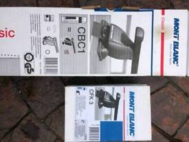 Seat Ibiza Mont Blanc roof bars and foot pack