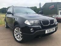 BMW X3 2.0d SE Estate 5 Door (New MOT)