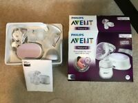Philips Avent Natural Electric Breast Pump - Nearly New - Perfect Condition