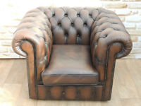 Chesterfield Low back armchair (Delivery)