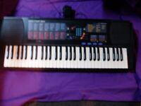 FOR SALE YAMAHA PSR180 KEYBOARD LOTS OF FUNCTIONS