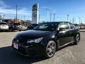 2013 Scion TC DEALER SERVICED+LOW KMS!