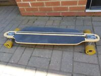 Longboard with very little use