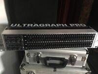Behringer Ultragraph Pro Stereo EQ