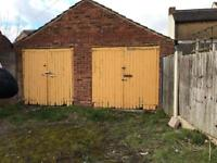 2 garages for sale