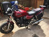 Yamaha XJR1200 breaking for spares