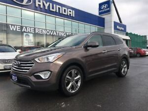 2013 Hyundai Santa Fe XL Limited *Leather-Navigation*