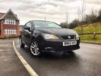 Seat Ibiza Toca, 1.4. 16V , 3dr with rear parking sensors