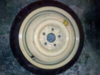 Spare space saver, Mazda 6 (2006-2010)