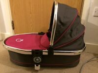 Icandy peach carry cot in good condition