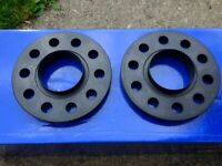 5x112 AUDI WHEEL SPACERS FOR ALLOYS