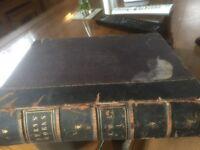 Old book on works of Robert burns . Volume no. 1