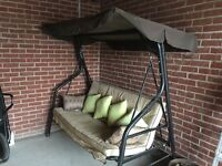 3 seater hammock/daybed