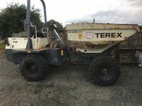 Terex PS3000 dumper