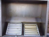Cooker Top Filter Hood (with x2 hood filters)