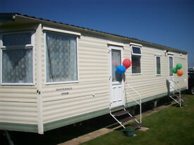Static Caravan for hire on Suffolk/Norfolk border near to Great Yarmouth and Lowestoft