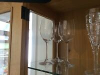 Spiegelau wine glasses