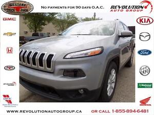 2016 Jeep Cherokee NORTH EDTION  4X4