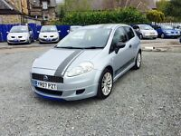 FIAT PUNTO 1.2L -- SPORT --FULL YEAR MOT AND SERVICE HISTORY
