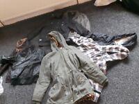 Large clothes bundle size 12 .26 items