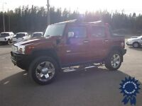 2005 Hummer H2 Comes With 22 Inch Chrome Wheels - Rugged 4x4