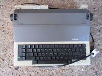 Brother AX 10 typewriter