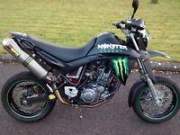 Yamaha XT660X Moto. Full MOT