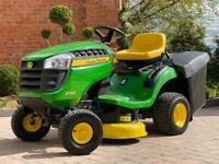 """John Deere X115R Ride on mower - 36"""" deck - lawnmower / Honda / Kubota / Toro"""