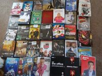 Approximately 200 DVD's for Sale, many brand new & unopened