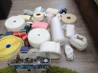 Lots of Curtain making equipment £30 the lot