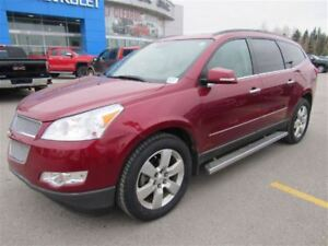 2011 Chevrolet Traverse LTZ AWD Leather