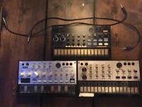Korg Volca Set - Bass, Keys, Drums