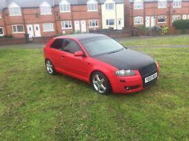 2004 Audi A3 diesel £995