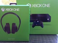 Xbox one console bundle..
