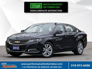 2018 Chevrolet Impala LT 1LT ***Leather, sunroof***