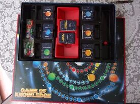 GAME OF KNOWLEDGE - REVISED EDITION BOARD GAME - VINTAGE