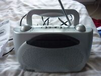Bush 3 band portable radio