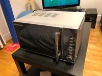 Russel & Hobbes microwave £25