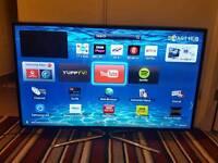 Samsung 46' smart 3d TV ue46es6560