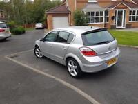 Vauxall astra 1.8 petrol SRI (9 months MOT)