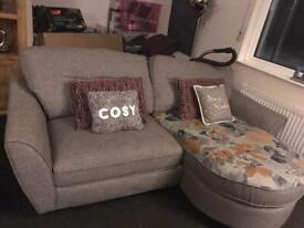 Sofa n chair