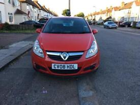 VAUXHALL CORSA 1.0 FOR SALE