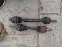 GSI Cavalier driveshafts