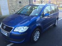 2008 Volkswagen Touran 1.6 Tdi S 5 Door MPV 7 Seater Superb Condition Inside and Out **1 Owner** PX