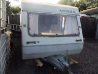 Monza 4 Birth Caravan