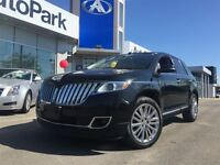 2011 Lincoln MKX NAVIGATION // BACK UP CAM // HEAT + A/C SEATS /