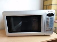 Used Panasonic Grill Microwave Oven NN-K125MB (BPQ) 800w
