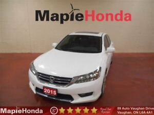 2015 Honda Accord Touring| Navigation, Leather, Sunroof, Tint!