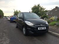 Hyundai I10 Blue - on lady owner from new